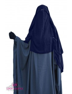 Niqab Cape Flap with Snap Buttons 1m50 :