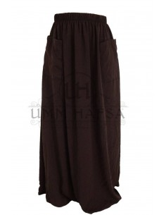 Skirt Umm Hafsa - Brown