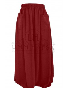 Skirt Umm Hafsa - Burgundy