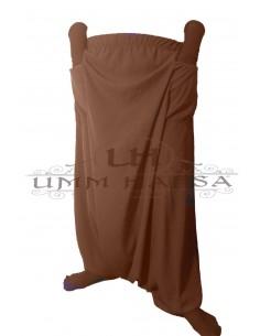 SAROUEL / PANTS Umm Hafsa - Cinnamon