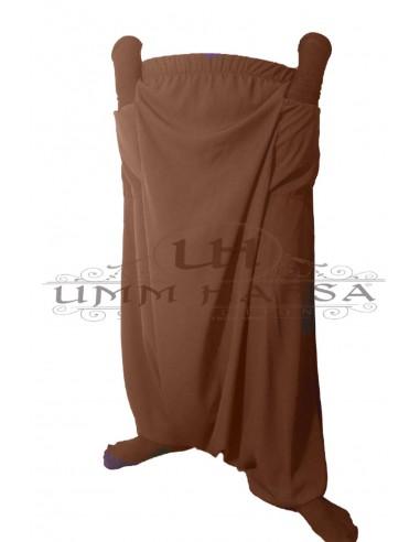 Sarouel à poches Umm Hafsa - Cannelle