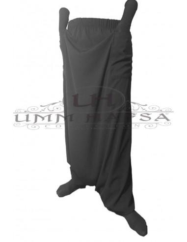 Sarouel à poches Umm Hafsa - Noir
