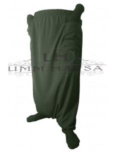 SAROUEL / PANTS Umm Hafsa - Green