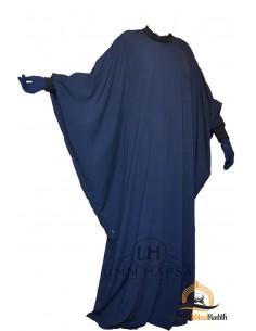 Abaya Lycra Umm Hafsa - blau