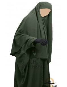 Hijab / Khimar Cape Umm Hafsa - Khaki
