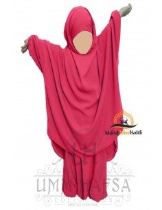 "jilbab child ""pants"" Umm Hafsa - Coral"