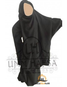 "jilbab child ""pants"" Umm Hafsa - Black"