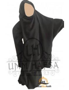 jilbab Kinderhose Umm Hafsa - schwarz