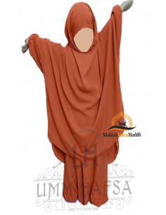 jilbab child pants Umm Hafsa - Rust