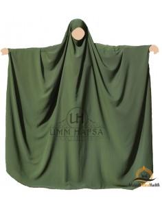 Big jilbab Saoudien Umm Hafsa - Kaki
