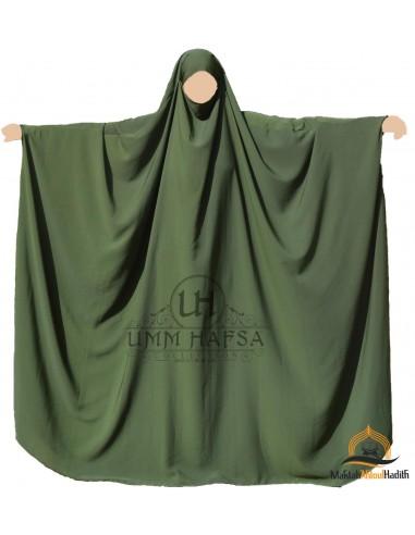 Big jilbab Umm Hafsa - Kaki