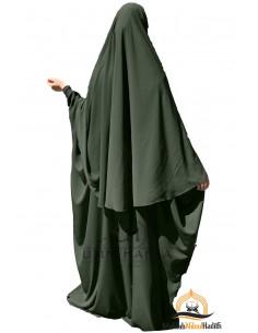 Abaya/Hijab Maryam Umm Hafsa – Khaki
