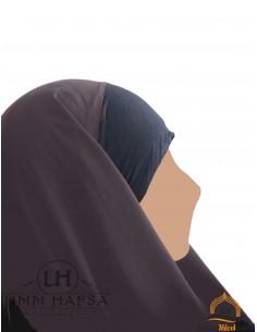 Hijab / Khimar Maryam Umm Hafsa - Taupe
