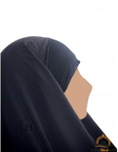 Hijab / Khimar Maryam Umm Hafsa – Grau