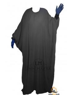 Abaya Maryam Umm Hafsa - Noir
