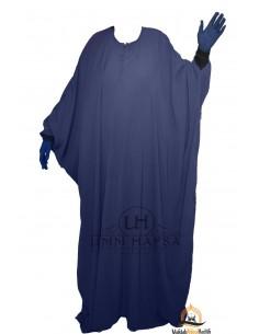 Abaya Maryam Umm Hafsa - Bleu