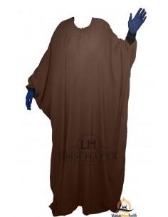 Abaya Maryam Umm Hafsa - Brown