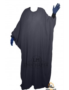 Abaya Maryam Umm Hafsa - Grey