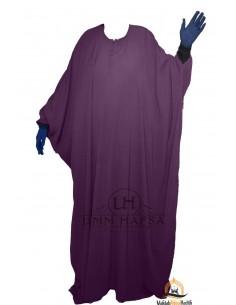 Abaya Maryam Umm Hafsa - Pflaume