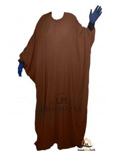 Abaya Maryam Umm Hafsa - Zimtfarbe