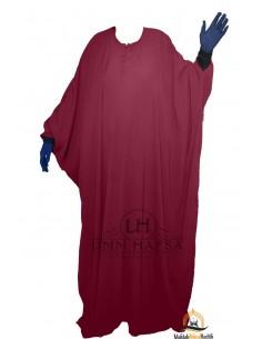 Abaya Maryam Umm Hafsa - Burgundy