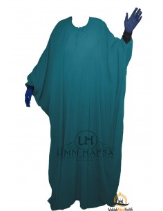 Abaya Maryam Umm Hafsa - Vert Canard