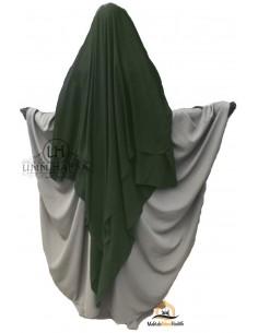 Niqab/Sitar Casquette 1m50 - Kaki