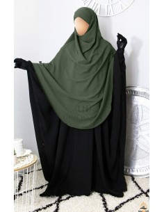 Hijab Hafsa von Umm Hafsa – Khaki