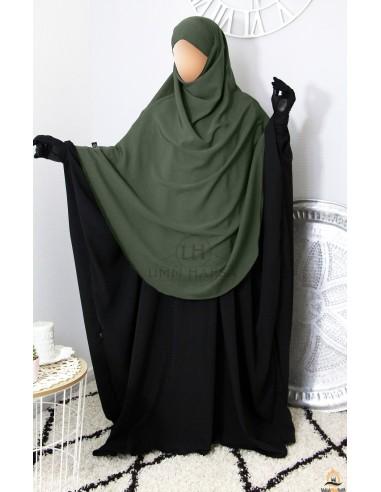 Khimar/Hijab Hafsa de Umm Hafsa - Kaki