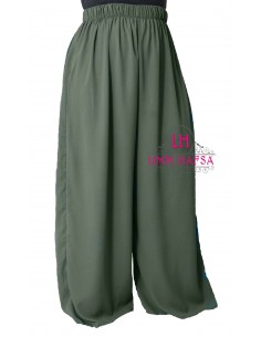 Pants Hafsa from Umm Hafsa – Green