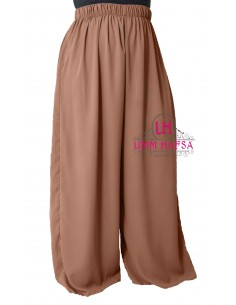 Pants Hafsa from Umm Hafsa – Cinnamon
