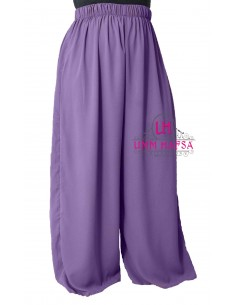 Pants Hafsa from Umm Hafsa – Eggplant