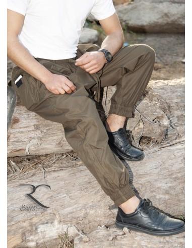 Chino Harem pants Rayane – Green