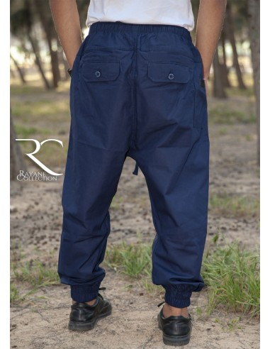 Chino Harem pants Rayane – Blue