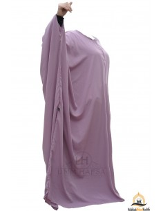 Abaya Maryam Umm Hafsa - Old Pink