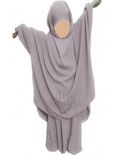 jilbab Kinderhose Umm Hafsa - Taupe