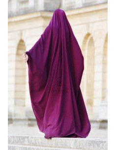 Big jilbab Umm Hafsa - Bordeaux