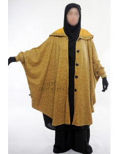 Hafsa jilbab cardigan from Umm Hafsa – Honey
