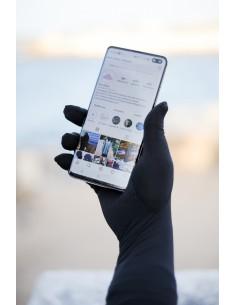 Touchscreen-Handschuhe Umm Hafsa - Schwarz