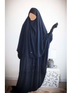 Abaya/Hijab Maryam Umm Hafsa – Blau