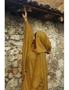 Hafsa jilbab cardigan from Umm Hafsa – Honey