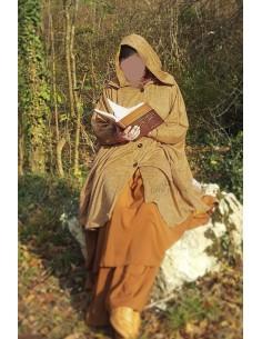 Hafsa Jilbab Cardigan von Umm Hafsa – Cinnamon