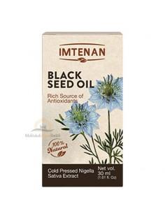 Cold pressed black seed oil imtenan - Bottle: 30 ml