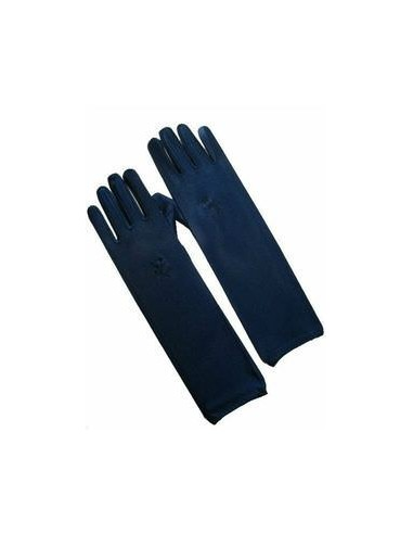 Gants - Bleu marine