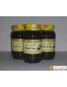 Miel pur à la fleur de nigelle - Pot 250grs