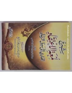 Sharh Lum'at Al-I'tiqad von Sheikh Saleh al Shikh
